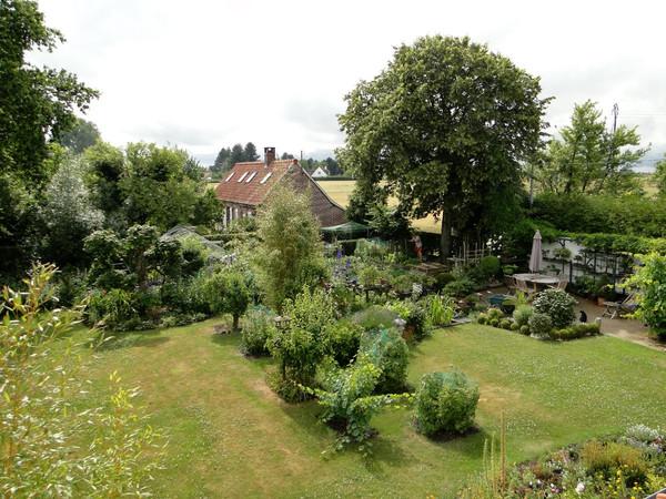 Rendez Vous aux Jardins 2018 -Les deux jardins