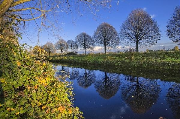 Relais Nature du canal de la Deûle à l'Escaut
