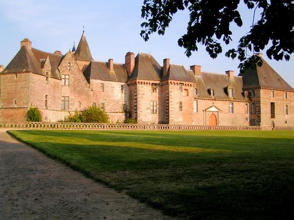 Crédits image : © Château de Carrouges