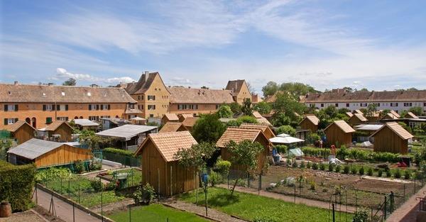 Cité-Jardin du Stockfeld
