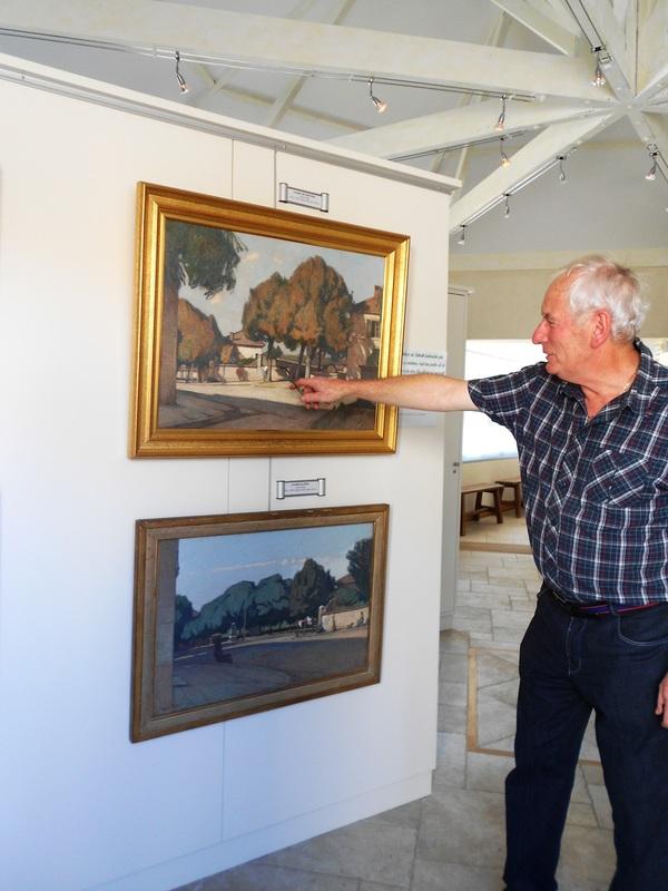 Journées du patrimoine 2017 - Balade sur les pas du peintre Louis Jourdan.