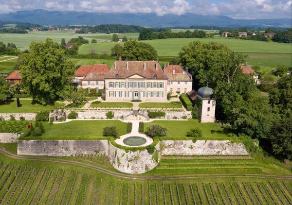 Rendez Vous aux Jardins 2018 -Château de Vuillerens