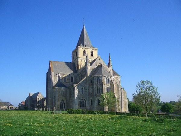 Crédits image : Abbaye St-Vigor