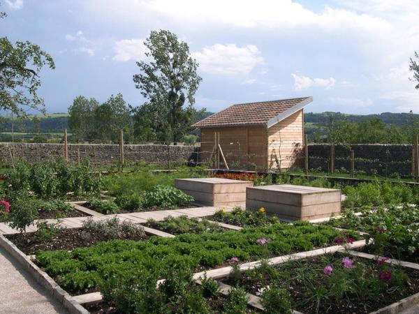 Rendez Vous aux Jardins 2018 -Le Jardin de la ferme Courbet