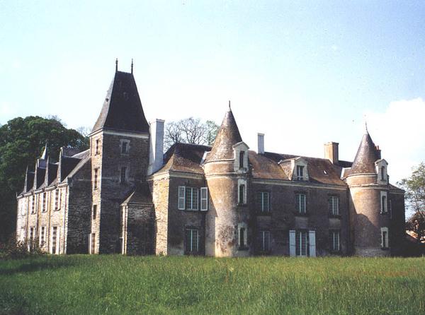 Journées du patrimoine 2017 - Château de la Herbretais