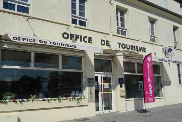 Crédits image : Office de Tourisme, Mehun-sur-Yèvre