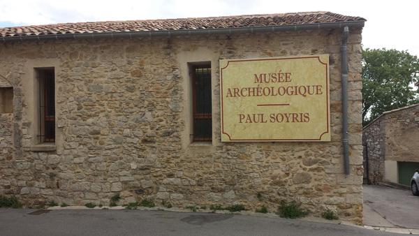 Nuit des musées 2018 -Musée archéologique Paul Soyris