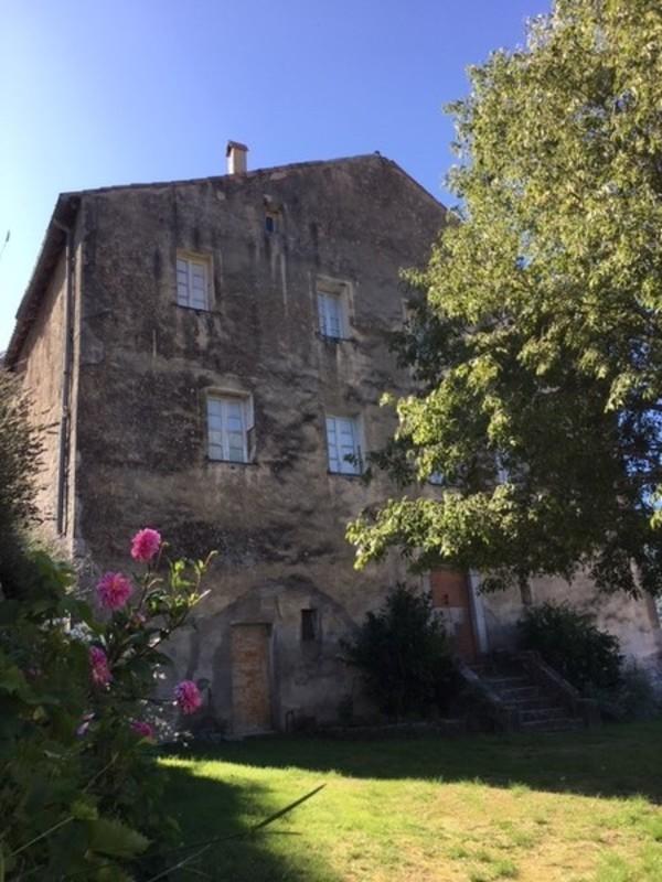 Journées du patrimoine 2019 - Visite commentée de A Casa Abbatucci