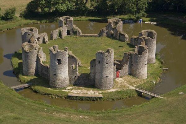 Journées du patrimoine 2019 - Découverte du château de Commequiers