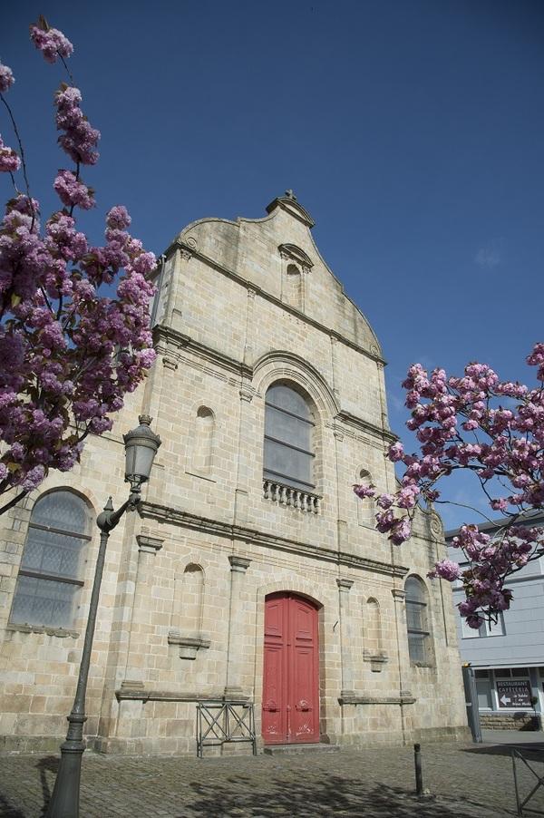 Crédits image : Chapelle des Carmes - Vannes