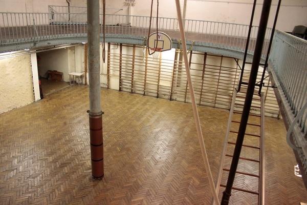 Journées du patrimoine 2019 - Venez shooter un panier dans la plus ancienne salle de basket au monde