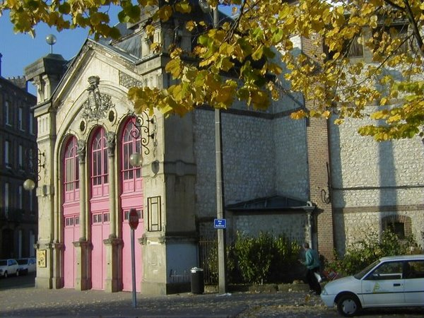 Journées du patrimoine 2017 - Visite guidée du cirque-Théâtre
