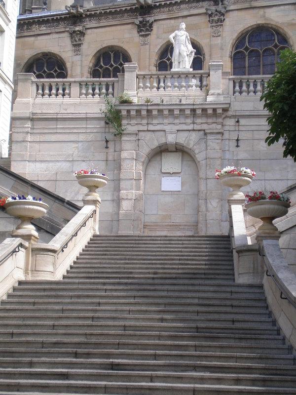 Journées du patrimoine 2018 - Visite libre de la cavité souterraine de l'escalier du général Leclerc