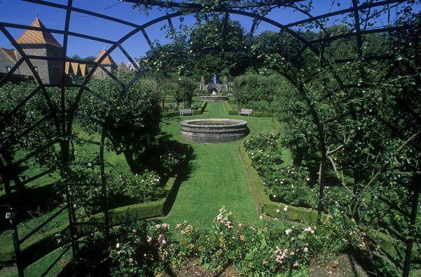 Rendez Vous aux Jardins 2018 -Parc et Jardin du Château de Bournel