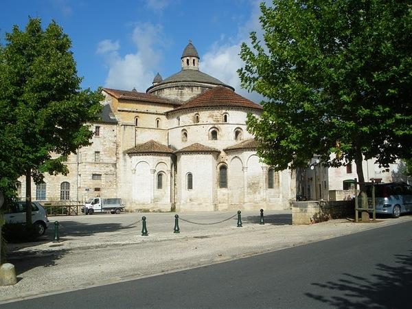 Journées du patrimoine 2017 - Visite guidée de l'abbatiale Sainte-Marie