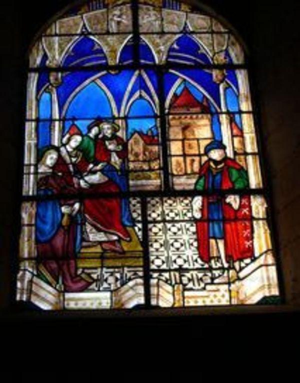 Journées du patrimoine 2020 - Visite de La Chapelle St Lyphard