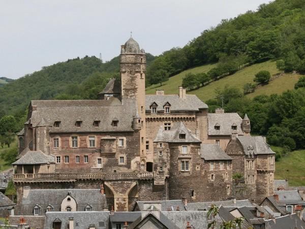 Journées du patrimoine 2017 - Visite libre du Château d'Estaing et exposition