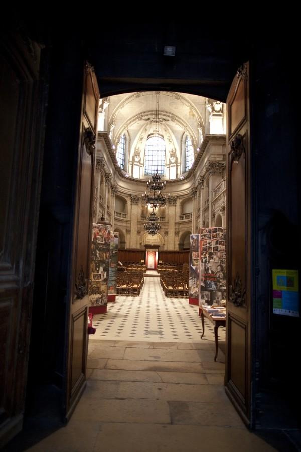 Journées du patrimoine 2018 - Visite libre de l'Oratoire du Louvre