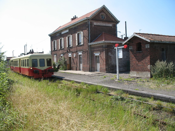 Crédits image : Association du chemin de fer touristique de la vallée de l'Aa
