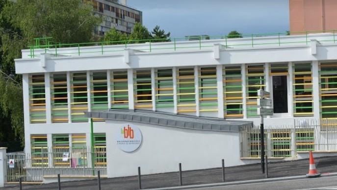 Bibliothèque municipale de Clichy-sous-Bois
