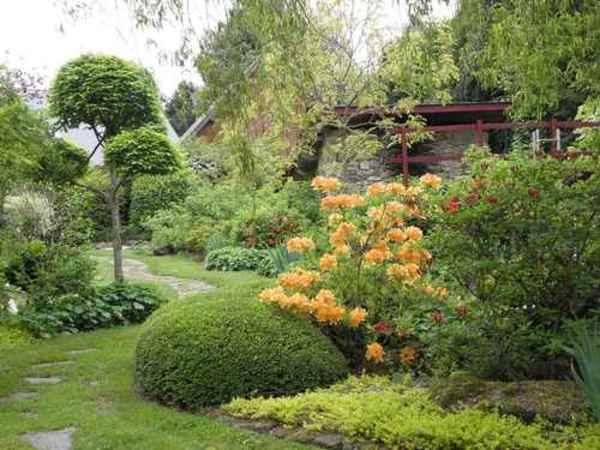 Rendez Vous aux Jardins 2018 -Le jardin d'Arsac