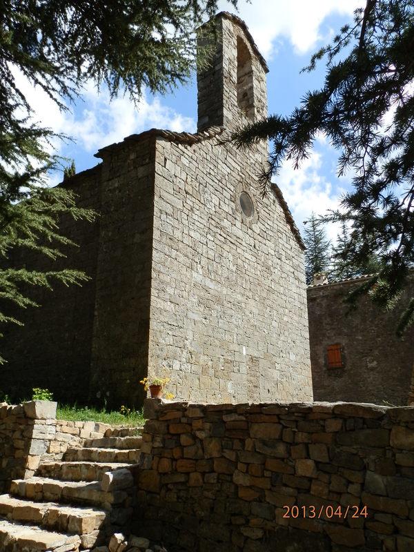 Journées du patrimoine 2017 - Prieuré Saint-Martin de Cézas