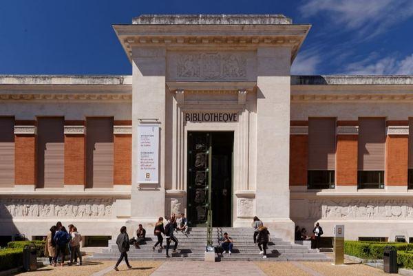 Bibliothèque d'Étude et du Patrimoine