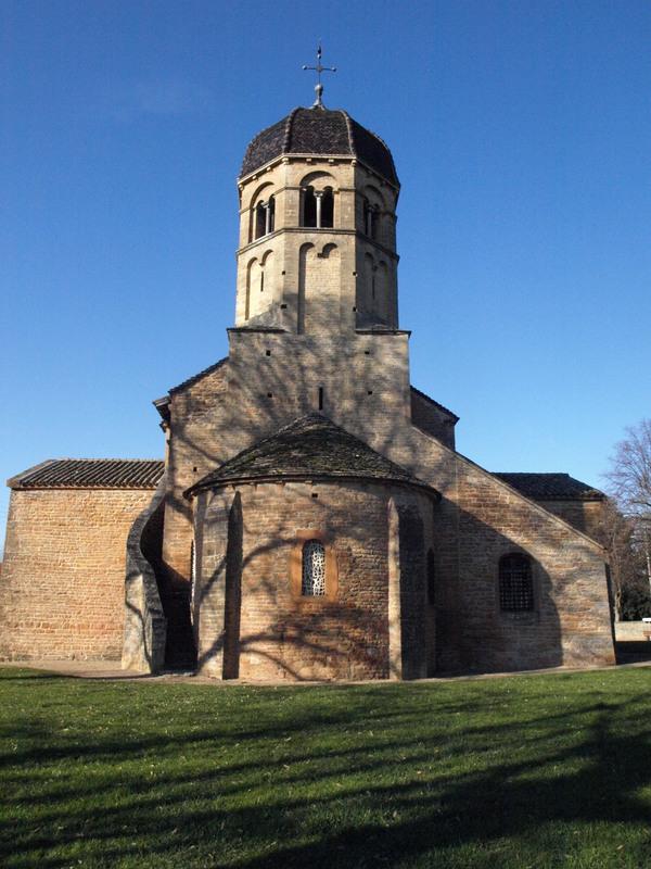 Journées du patrimoine 2017 - Visite Eglise Sainte-Madeleine