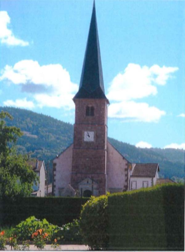 Crédits image : Ville de Saint Amé