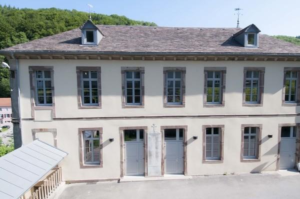 Crédits image : Mairie de Plombières-les-Bains
