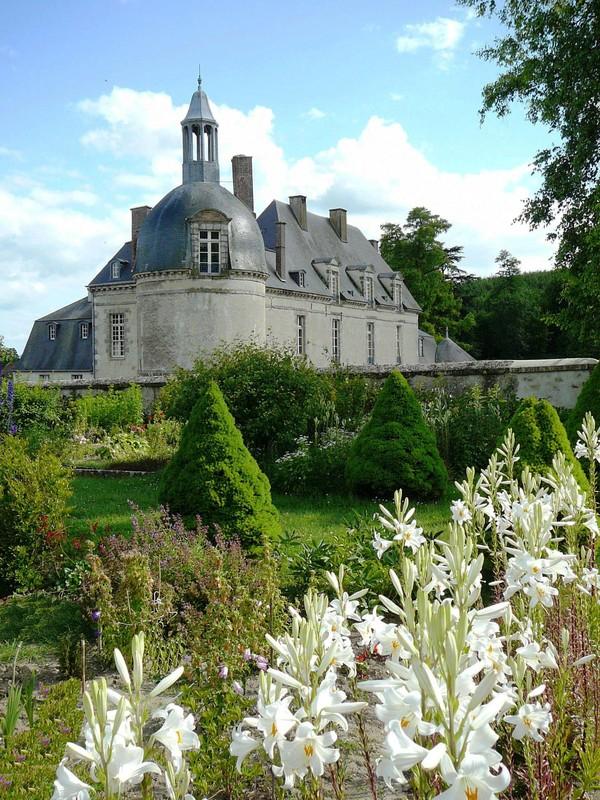 Rendez Vous aux Jardins 2018 -Parc du château d'Etoges