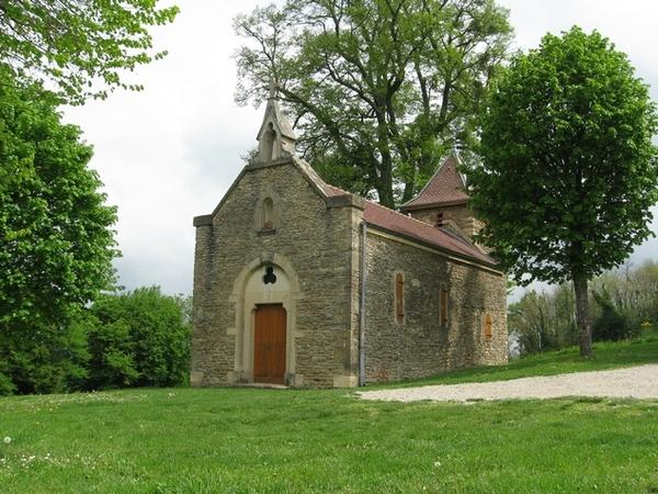 Journées du patrimoine 2017 - Site de la chapelle et calvaire