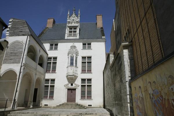 Crédits image : Hôtel Juvénal-des-Ursins - Photographie : Carole Bell, Ville de Troyes