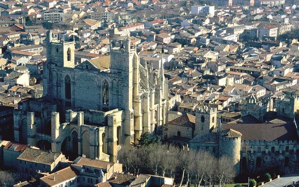 Journées du patrimoine 2017 - Le chantier de restauration du cloître de la cathédrale Saint-Just et Saint-Pasteur