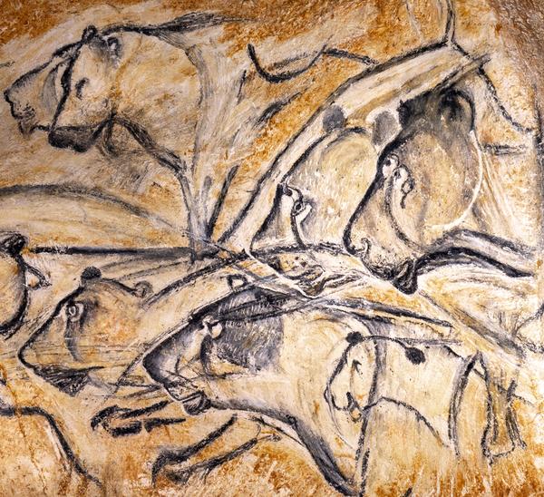Crédits image : Grotte Chauvet 2 - Ardèche
