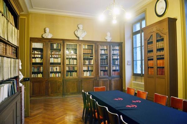 Crédits image : © Hôtel des Sociétés savantes