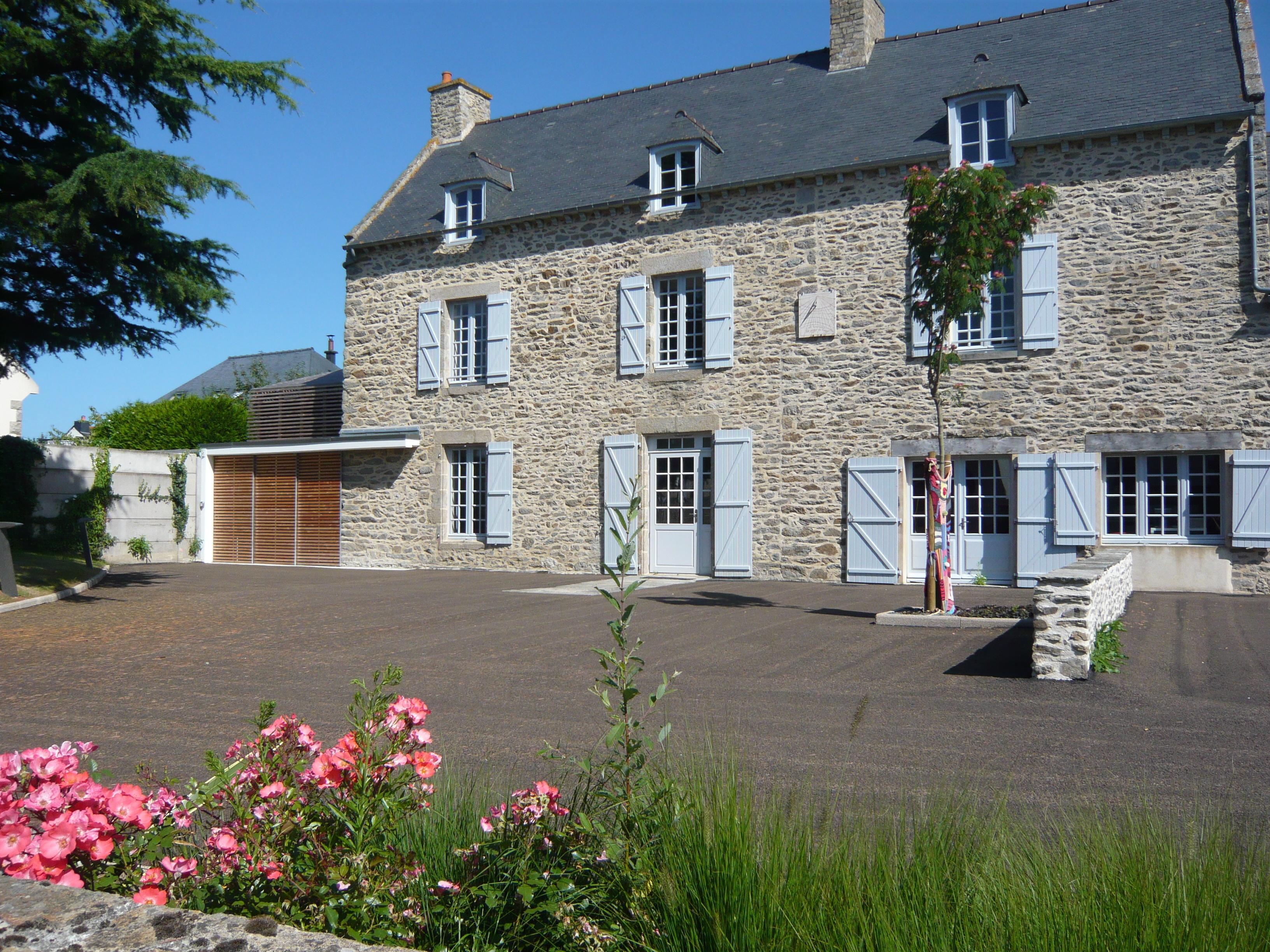 Bibliothèque de Saint-Jouan-des-Guérets