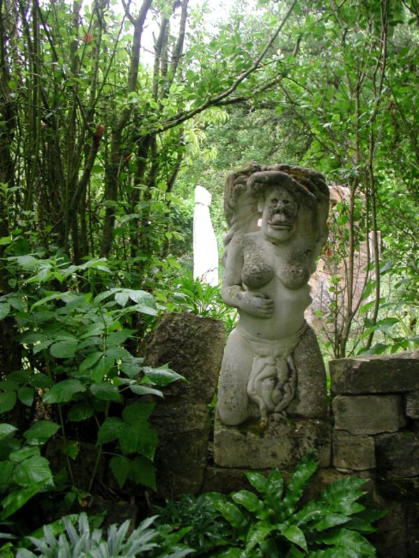 Rendez Vous aux Jardins 2018 -Jardin de sculptures du Roseau