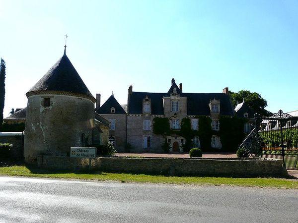 Crédits image : © Château de Maurivet