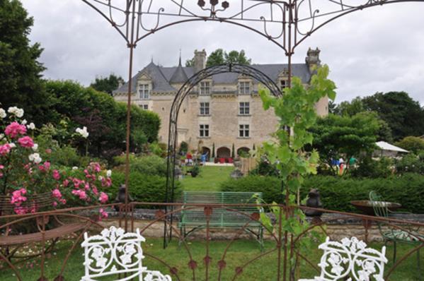 Crédits image : © Château de la Villedieu de Comblé
