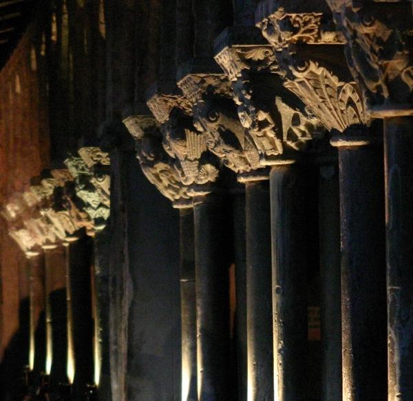 Journées du patrimoine 2017 - Visite libre du cloître