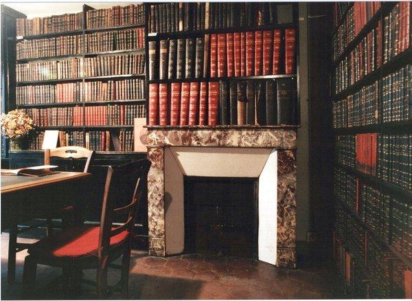 Journées du patrimoine 2019 - Visite libre de la Bibliothèque des Amis de l'Instruction du 3e arrondissement