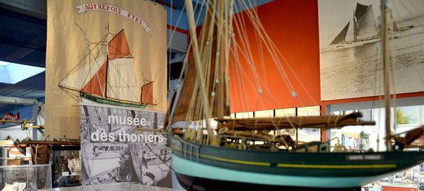 Crédits image : Musée des thoniers - Association Autrefois Etel & sa région