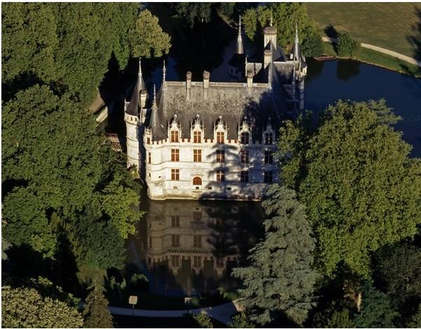 Rendez Vous aux Jardins 2018 -Château d'Azay-le-Rideau