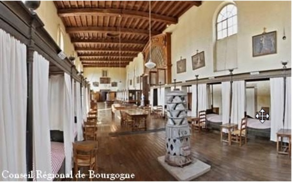 Nuit des musées 2018 -Hôtel-Dieu de Louhans