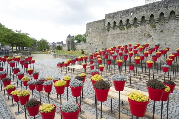 Rendez Vous aux Jardins 2018 -Ville de Vannes - jardins et squares