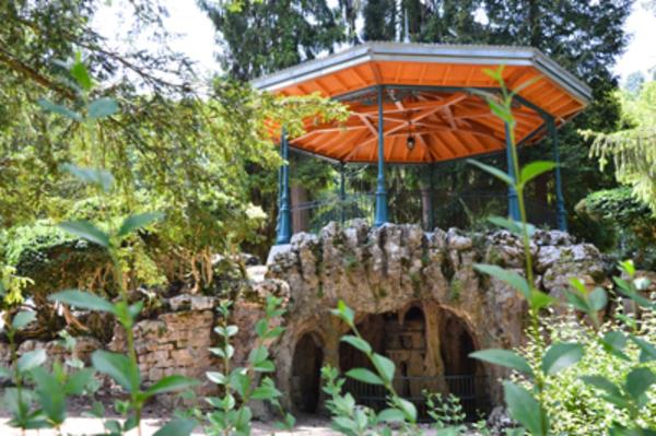 Journées du patrimoine 2017 - Balade guidée du parc des Cordeliers