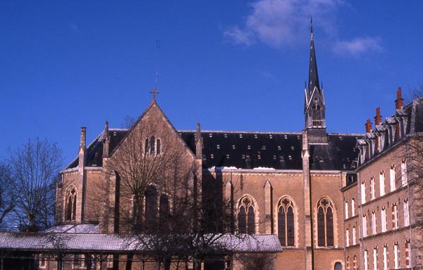 Journées du patrimoine 2017 - Visite de la Chapelle Notre-Dame de la Providence