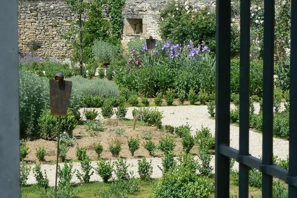 Rendez Vous aux Jardins 2018 -Jardin médiéval du Barry et square Tatou