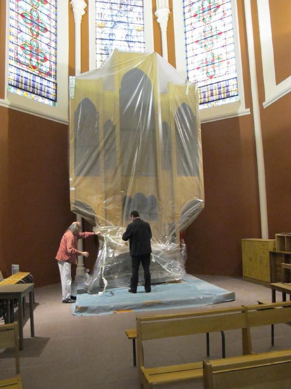 Journées du patrimoine 2017 - Eglise de l'Immaculée conception